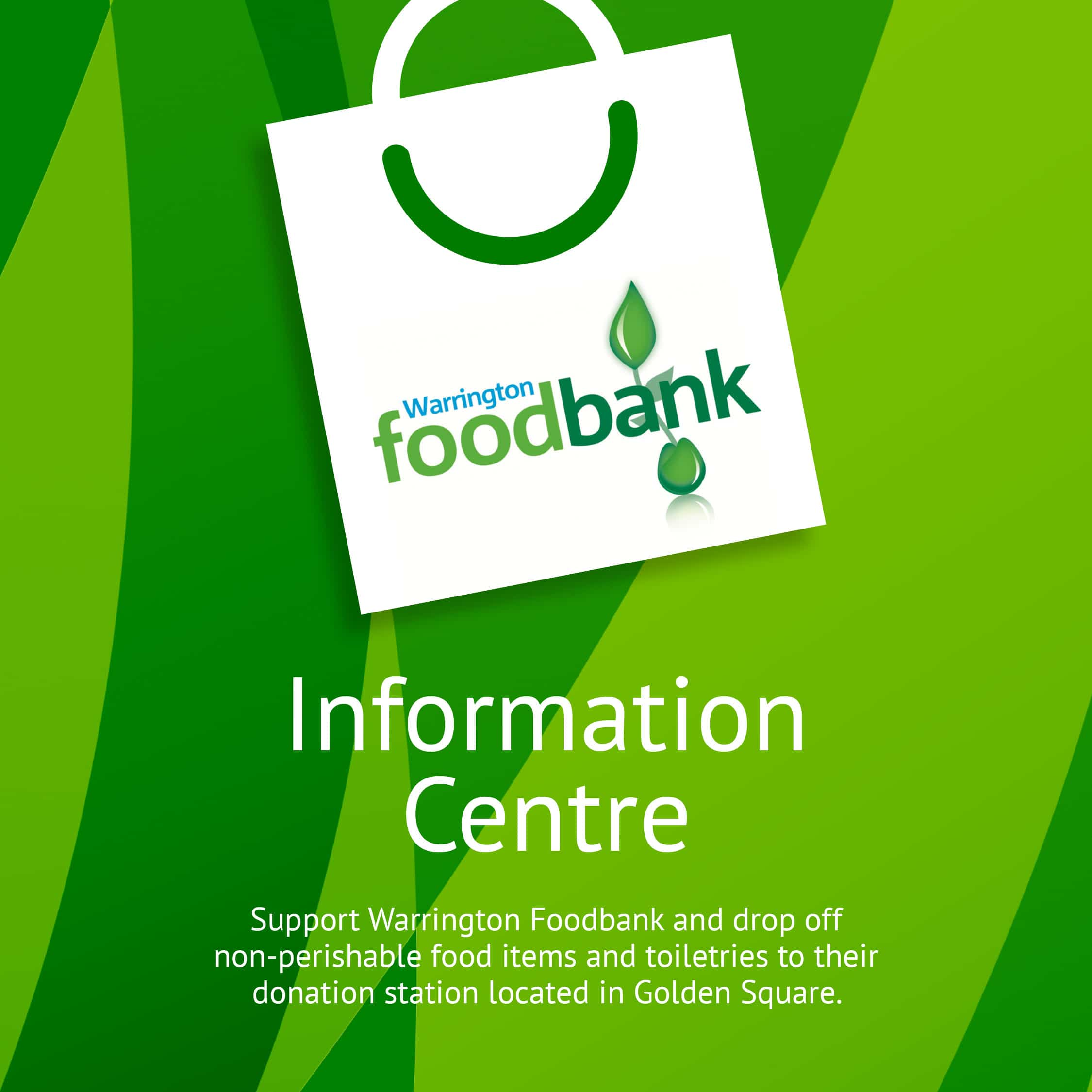 Warrington Foodbank Information Centre