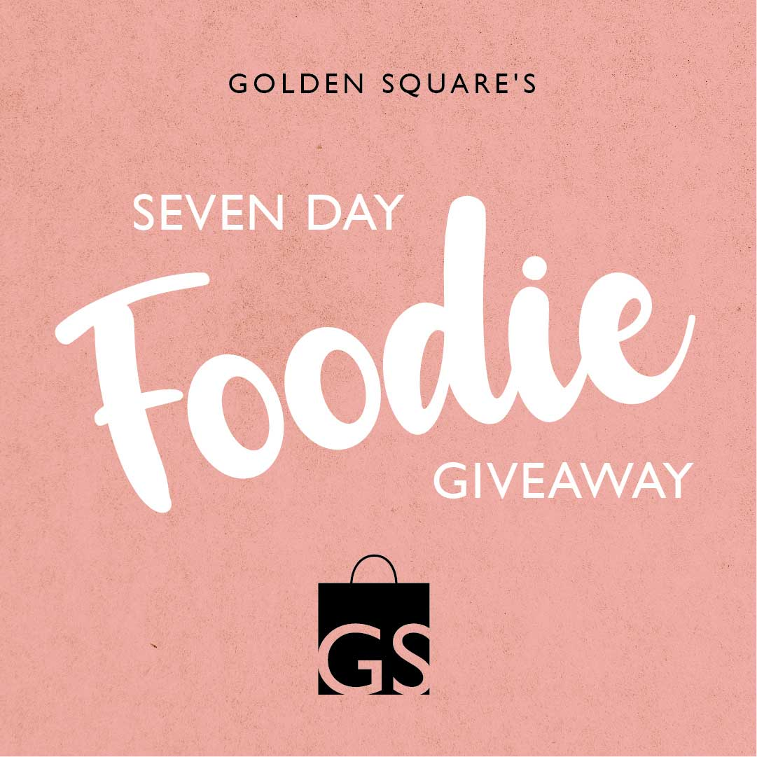 Seven Day Foodie Giveaway