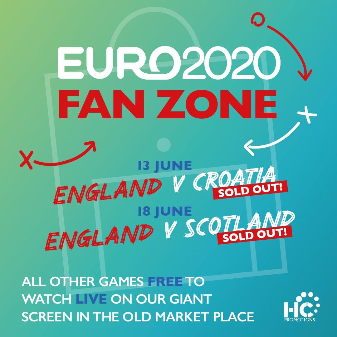 Euro 2020 fanzone