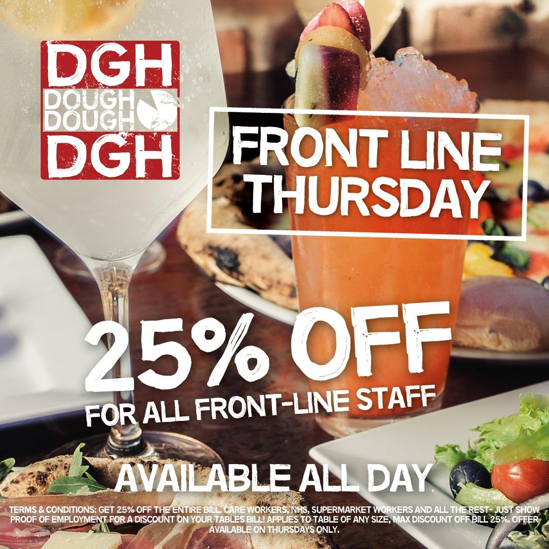 Front Line Thursdays