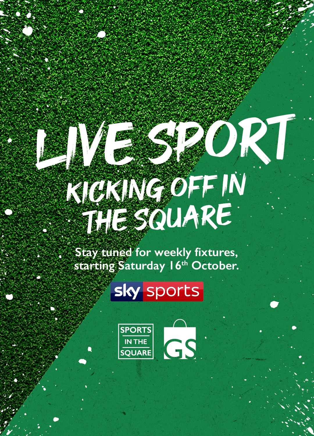 Live Sports in the Square